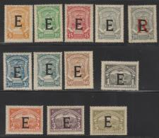 O) 1920 COLOMBIA, CONSULARES SPAIN, NG, MNH- - Colombie