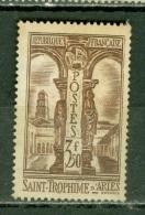 France    302   ( * )    B/TB - Unused Stamps