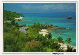 - ANTIGUA. - Timbre - Format 17x12 - Scan Verso - - Antigua & Barbuda