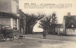 Thematiques 10 Aube Ervy Les Promenades Carriole Charette Brouette Animée - Ervy-le-Chatel