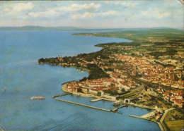 Deutschland- Postkarte Zirkuliert In 1965-Friedrichshafen Am  Bodensee - 2/scans - Friedrichshafen