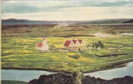 Island - Pingvellir - Islande