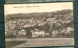 CPA ( 78) MAULE  Panorama ( Côté Ouest ) - Abp20 - Maule