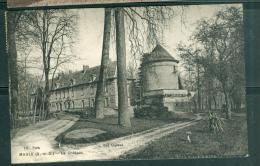 CPA ( 78) MAULE   Le Chateau - Abp21 - Maule