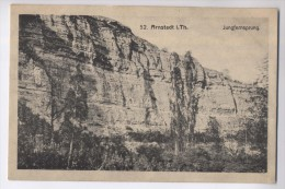 ARNSTADT  I. TH.  Jungfernsprung - Eckernförde