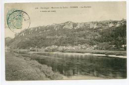 ENVIRONS DE SARLAT. DOMME. LES ROCHERS. TBE.1906 - France