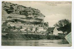 LES EYZIES ET LA VEZERE. TBE.1906 - France