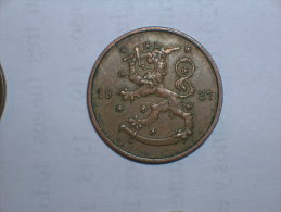 Finlandia 10 Pennia 1927  (5146) - Finlandia