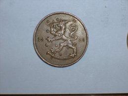 Finlandia 10 Pennia 1929  (5148) - Finlandia
