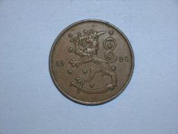 Finlandia 10 Pennia 1934  (5150) - Finlandia