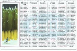 CAL481 - CALENDARIETTO 1998 - BUFFETTI - Calendari
