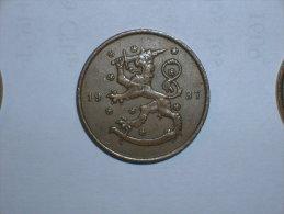 Finlandia 10 Pennia 1937  (5153) - Finlandia