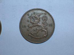 Finlandia 10 Pennia 1938  (5154) - Finlandia