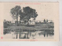 CPA DPT 63 ARLANC,LA MARE AUX CANARDS - France