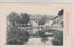 CPA DPT 63 ARLANC,PAYSAGE A LOUMAS - France