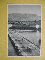 GENEVE. Le Pont Du Mont-Blanc. - GE Ginevra