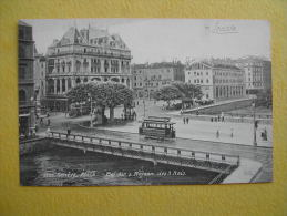 GENEVE. La Place Bel-Air. - GE Ginevra