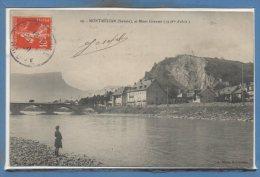 73 - MONTMELIAN --  Et Son Granier - Montmelian