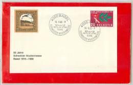 SUISSE - BASEL  -  SCHWEIZER  MUSTERMESSE  '66 - Schweiz