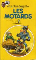 Motards (les)  - 1 - Degotte - J'ai Lu - Books, Magazines, Comics