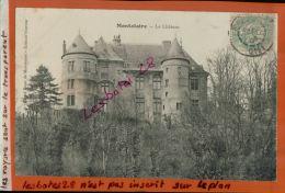 CPA 60,  MONTATAIRE, Le Château, NOV 2013 085 - Montataire