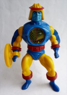 FIGURINE MAITRES DE L´UNIVERS - HE-MAN -  MOTU - MASTER OF UNIVERSE -  DEVASTATOR - SY-KLONE (2) - Maîtres De L'Univers