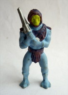 FIGURINE GOMME LES MAITRES DE L´UNIVERS - SKELETOR - 1984 - MDLU - MOTU - ORLY JOUET (2) - Maîtres De L'Univers