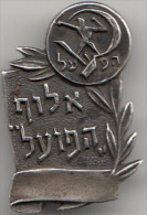 ISRAEL 1952 , JUDAICA , 925 - Pin's