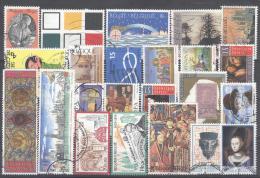 BELGIE - Selectie Nr 1398 - Gestempeld/oblitéré - Collections