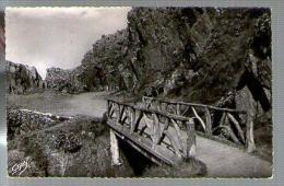 CP Photo 22 Le Val André Promenade De La Lingouare - Pont Bridge - Ed Artaud Gaby N° 30 - Pour Mlle Crolais Lamballe - France