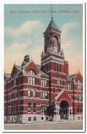 Oskaloosa, Mahaska County Court House - Verenigde Staten