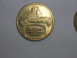 Finlandia 5 Marcos 1983 (5160) - Finlandia