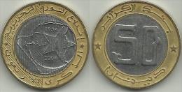 Algeria, A.D. 1994, 50 Dinars, Commemorative - Algeria