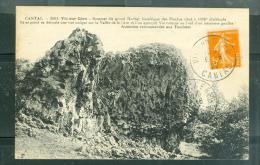 Cantal - Vic Sur Cère - Sommet Du Grand Rocher Basaltique Des Pendus    Abp109 - France