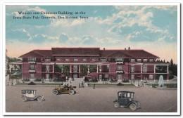 Des Moines, Woman And Childrens Building - Des Moines