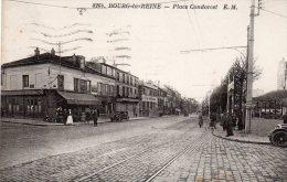 92 Bourg La Reine, Place Condorcet - Bourg La Reine