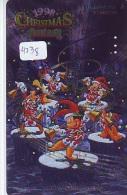 Télécarte Japon DISNEY (4238) CHRISTMAS * NOEL * WEIHNACHTEN PHONECARD JAPAN * TELEFONKARTE * 110-203455 * Mickey Mouse - Disney