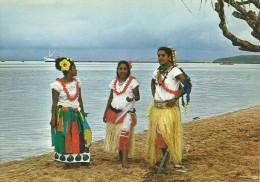 310F Wallis Et Futuna Jeunes Filles Wallisiennes - Wallis Et Futuna