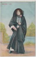 AK - Maltese Lady 1910 - Malta