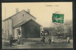 CPA 37 Varennes La Gare C.F.D. - Autres Communes