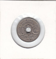10 CENTIMES Cupro-nickel 1935 - D. 10 Céntimos