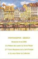.ILLUSTRATEUR    NICOLE    HELLE  . PFAFFENHOFFEN - UBERRACH  . Lire Le Texte Merci . - Illustrateurs & Photographes
