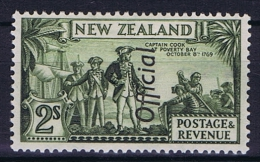 New Zealand: 1936  Mi D 51  MH/* - Dienstzegels