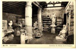 17.  SAINTES  -  INTERIEUR DU MUSEE ARCHEOLOGIQUE - Saintes