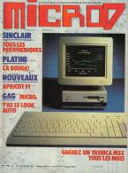Micro 7 - Janvier 1985 - Informatica