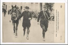 CPA Militaria : Un Prêtre Belge En équipement De Guerre - Guerre 1914-18