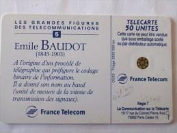 VARIETE 0 à L´ENVERS - BAUDOT  - 45908 - Fehldrucke