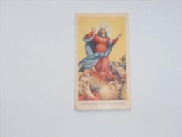 SANTINI/SANTINO - ASSUNZIONE DI MARIA VERGINE - ORAZIONE - Images Religieuses