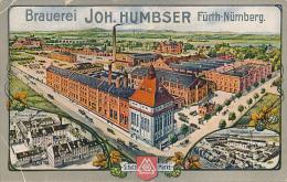 FÜHRT-NÜRNBERG - 192? , Brauerei Joh. Humbser - Germany