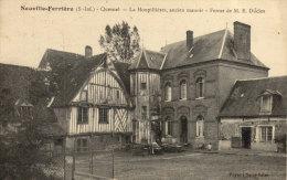 76 Neuville Ferriere.La Houpillieres, Ferme De M. E Duclos - France